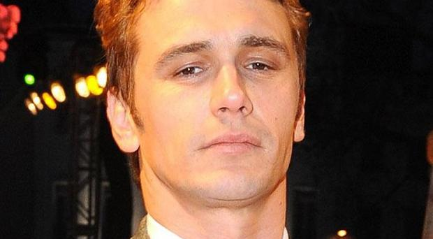 James Franco revealed he loves what he does for a living