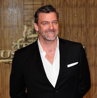 Ray Stevenson is back for the Thor sequel