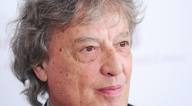 Sir Tom Stoppard has been awarded a major literary prize