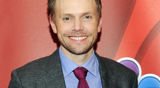 Joel McHale is heading for the big screen