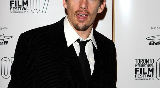 Ethan Hawke is to star in a movie adaptation of Shakespeare's Cymbeline