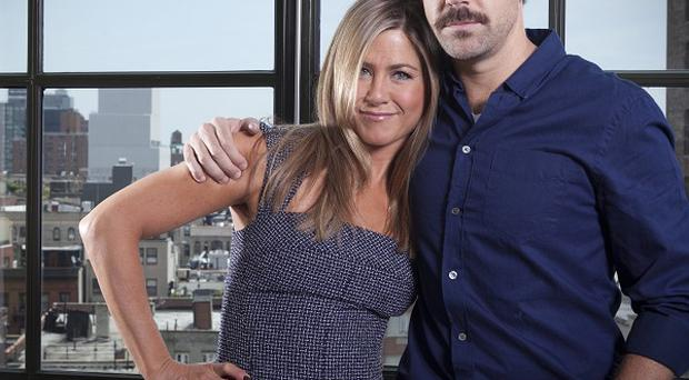 Jennifer Aniston stars with Jason Sudeikis in We're The Millers