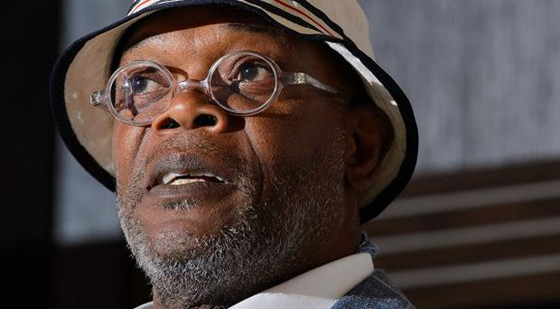 Samuel L Jackson is being linked to The Secret Service