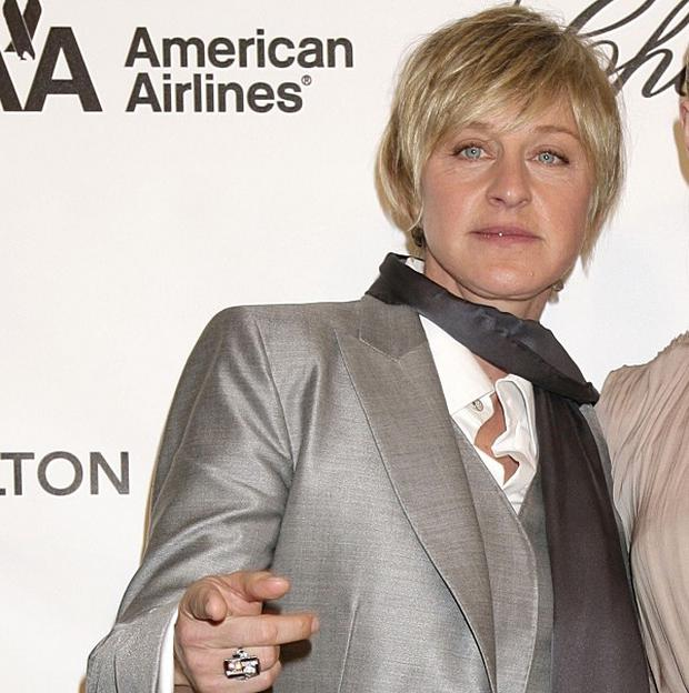 Ellen DeGeneres will host the 2014 Oscars