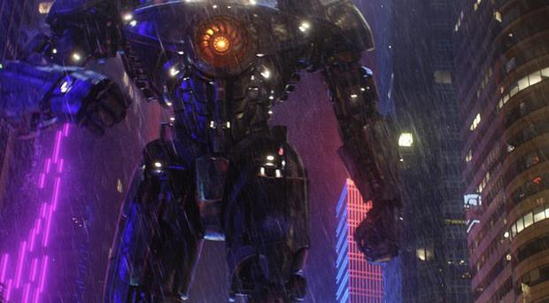 Pacific Rim had a strong opening in China