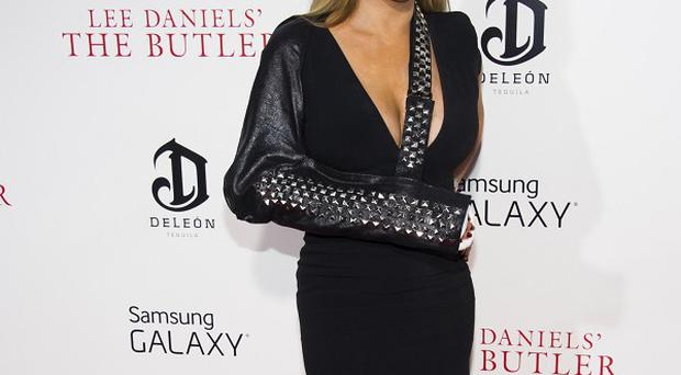 Mariah Carey dons a bling sling for Lee Daniels' The Butler
