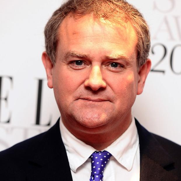 Hugh Bonneville is supporting a budding filmmaker
