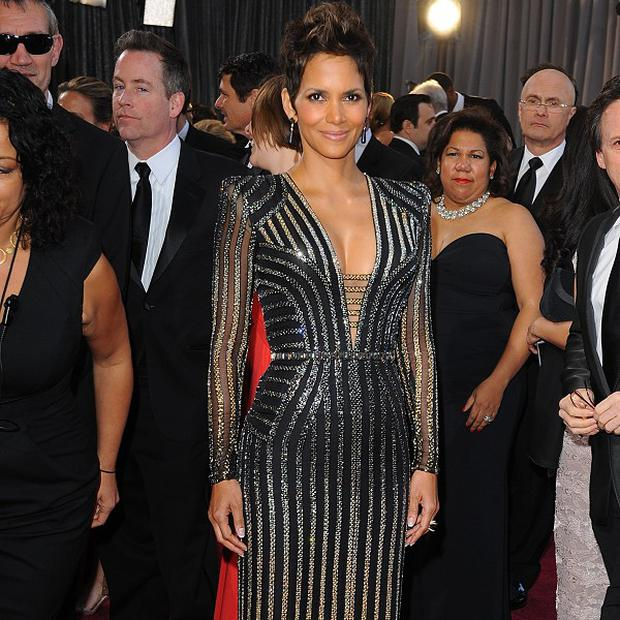 Halle Berry's work on the new X-Men film was restricted by her pregnancy