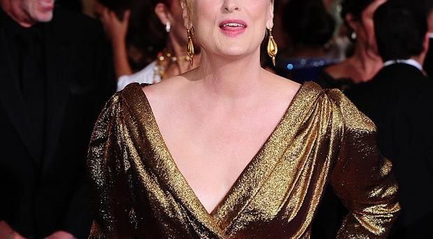 Meryl Streep is being linked to The Giver