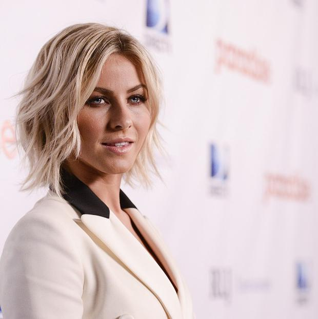 Julianne Hough says she has too much of a conscience to go wild