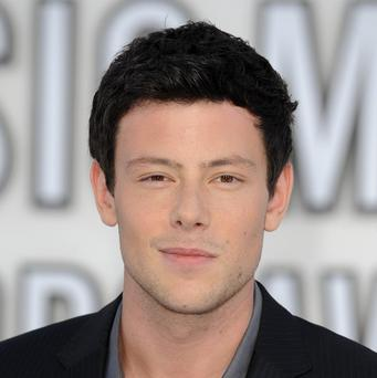 Glee star Cory Monteith died in July