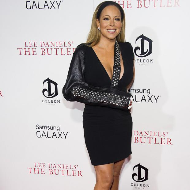 Mariah Carey said her own experiences of racism mirrored a scene from The Butler