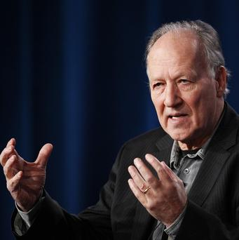 Werner Herzog is backing a campaign aimed at tackling texting while driving