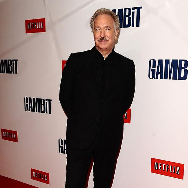 Alan Rickman's film will be shown out of competition at the Venice festival