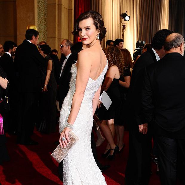 Milla Jovovich is in the frame for Cymbeline