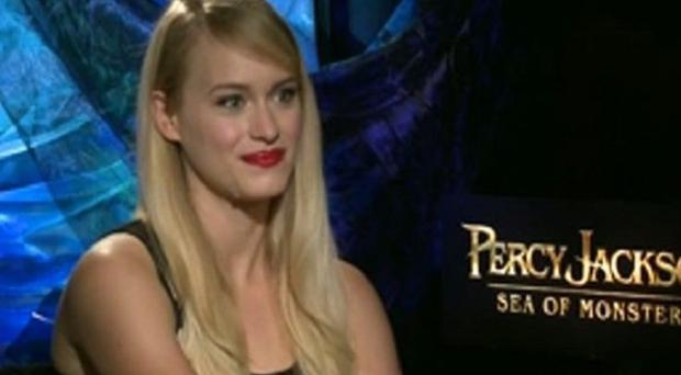 Leven Rambin learned a lot from her Hunger Games role