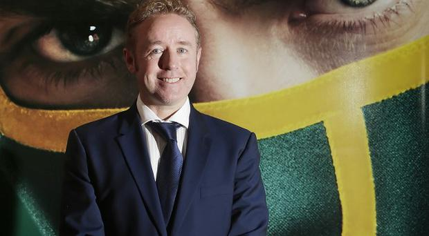 Mark Millar attends a charity premiere of Kick-Ass 2 in Glasgow