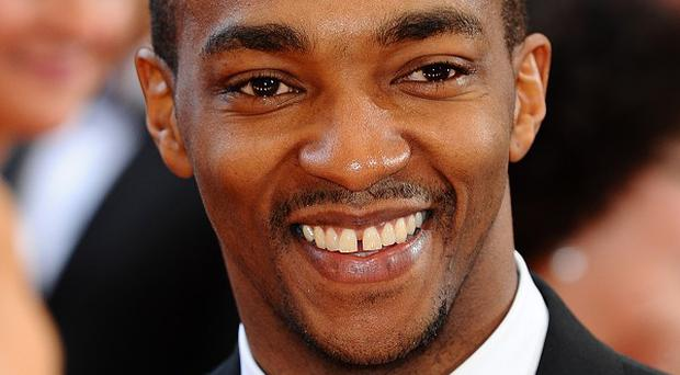 Anthony Mackie, one of the cast of The Fifth Estate