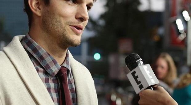 Ashton Kutcher talked frankly at the premiere of Jobs