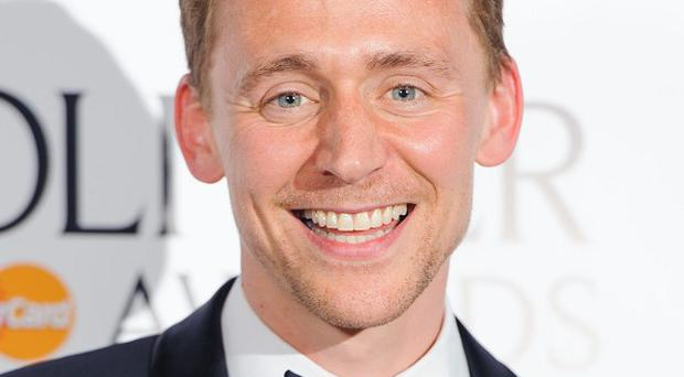 Tom Hiddleston loved his Captain Hook role for Disney
