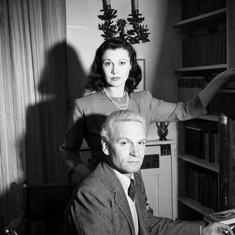 Vivien Leigh's archive - including letters sent to husband Laurence Olivier - will go on display