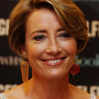 Emma Thompson stars in Saving Mr Banks