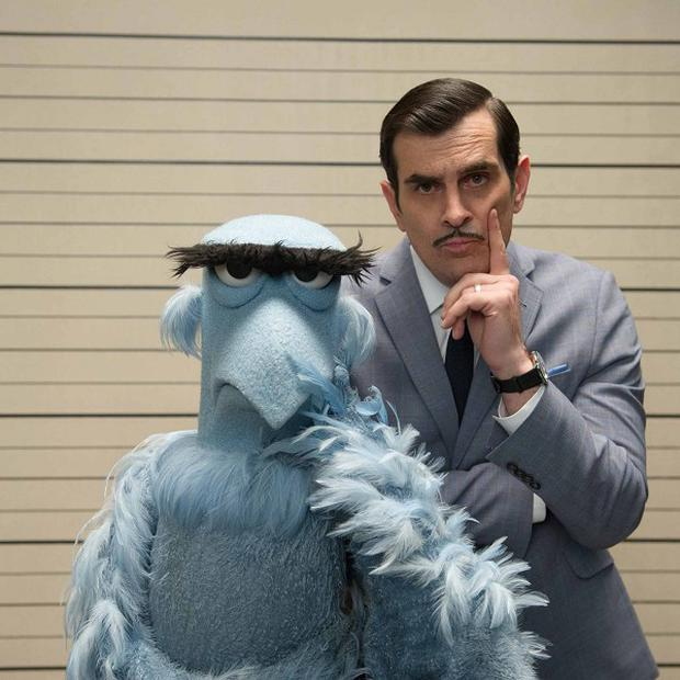 Ty Burrell enjoyed working with The Muppets