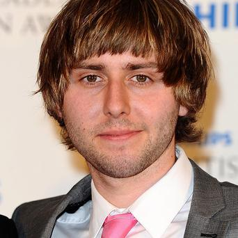 James Buckley wanted a role in Alpha Papa