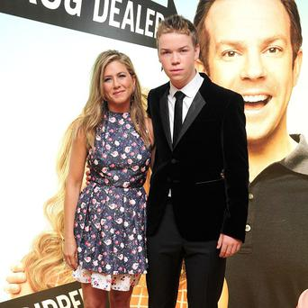 Will Poulter loved working with Jennifer Aniston on We're The Millers