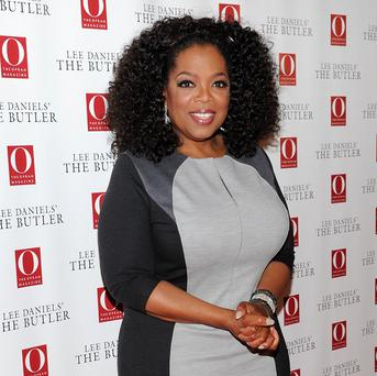 Oprah Winfrey doesn't want a film made about her life
