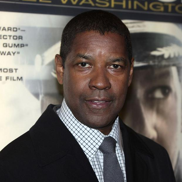 Denzel Washington was looking for a lighter role
