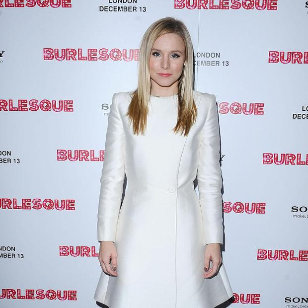 Kristen Bell is delighted with the Veronica Mars movie