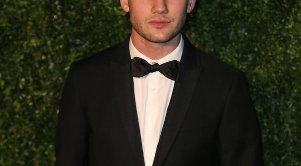 Jeremy Irvine has a role in Fallen, according to reports