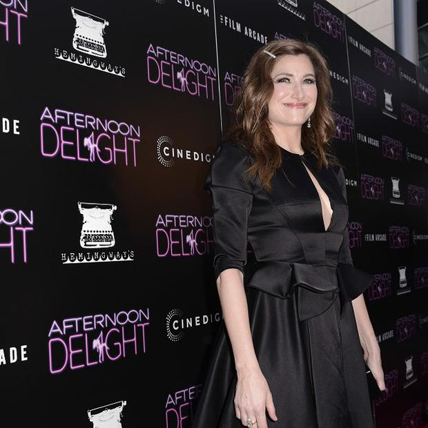 Kathryn Hahn at the LA premiere of Afternoon Delight