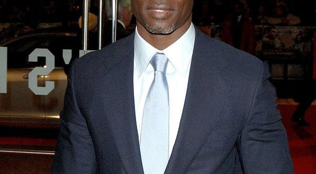 Djimon Hounsou said even his young son recognised the lack of diversity in superhero characters