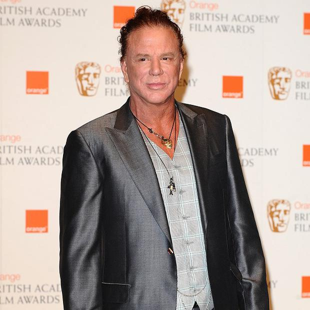 Mickey Rourke is missing from The Expendables 3 cast list