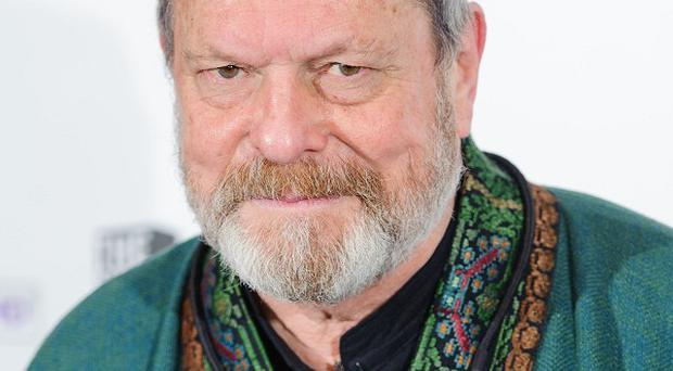 Terry Gilliam has been talking about his film Zero Theorem