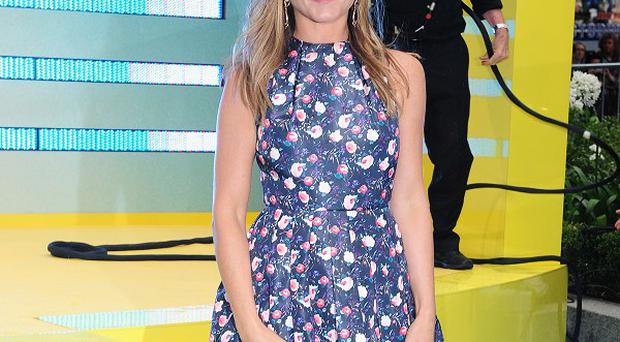 Jennifer Aniston had no qualms about playing a stripper in We're The Millers