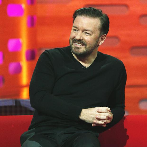 Ricky Gervais could be taking David Brent onto the big screen