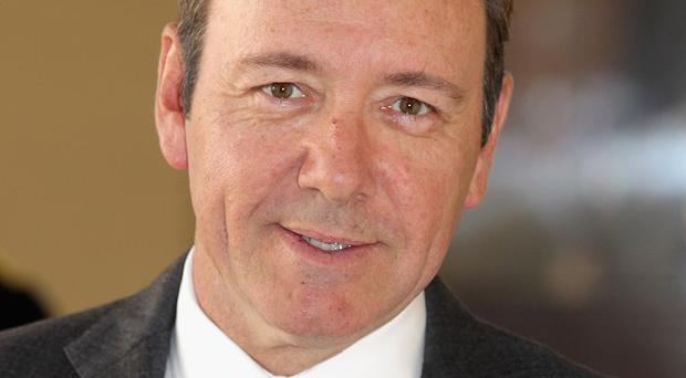 Kevin Spacey was speaking about the future of film and TV in Edinburgh