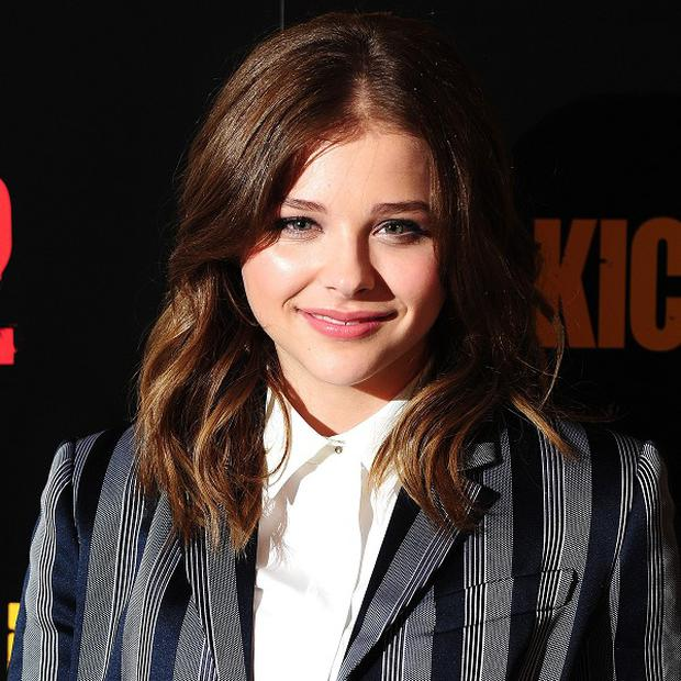 Chloe Grace Moretz wants to move into producing and writing