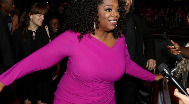 Oprah Winfrey feared she wouldn't remember how to act