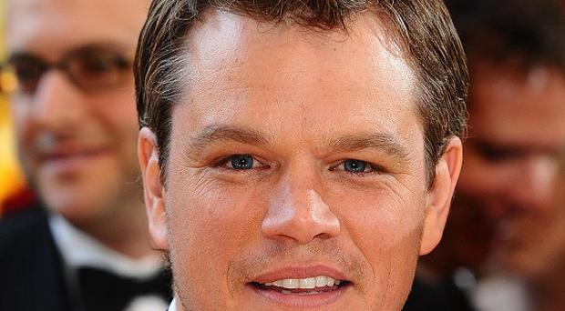 Matt Damon is not working with Paul Greengrass on another Bourne film