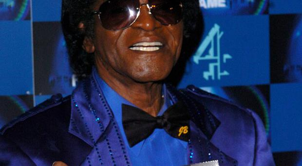 James Brown will be played by Chadwick Boseman on the big screen