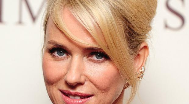 Naomi Watts has admitted she had her doubts about playing Diana at first