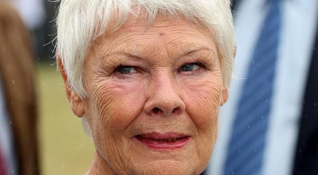Stephen Frears hailed Dame Judi Dench as absolutely magnificent