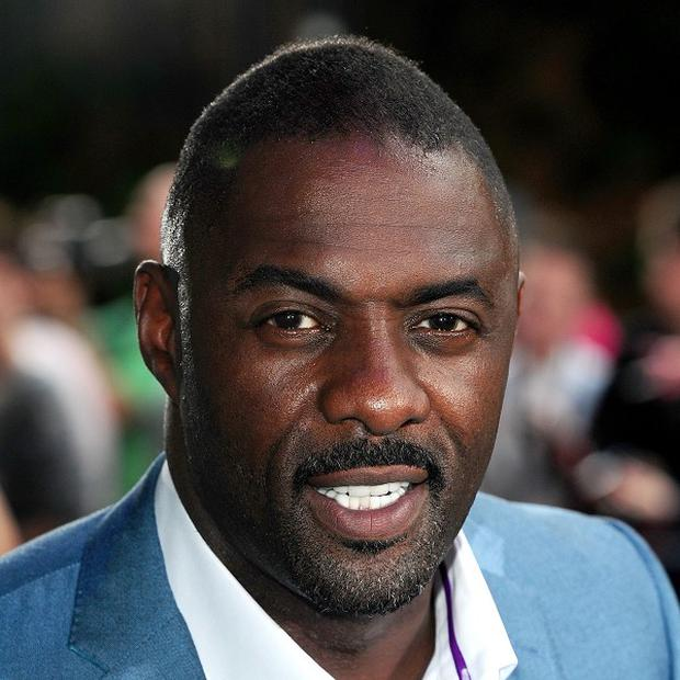 Idris Elba could star in a big-screen version of Luther