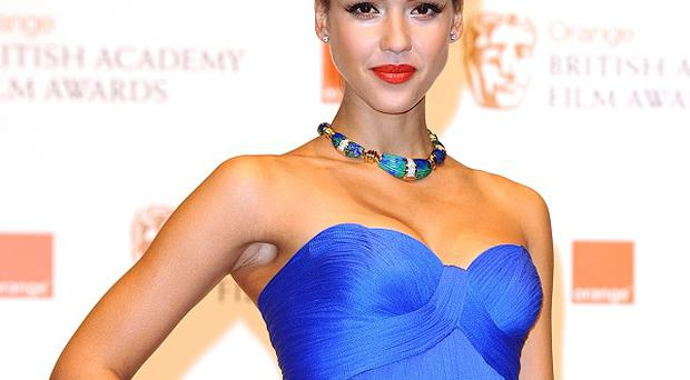 Jessica Alba is set to star in Barely Lethal