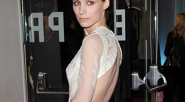 Rooney Mara was nominated for an Oscar for her role in The Girl With The Dragon Tattoo