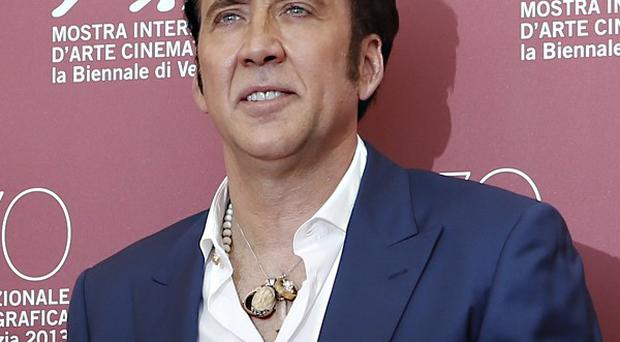 Nicolas Cage admitted he likes to take more time off between projects these days